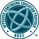 NBCCC ACEP Approved Continuing Education Provider Logo